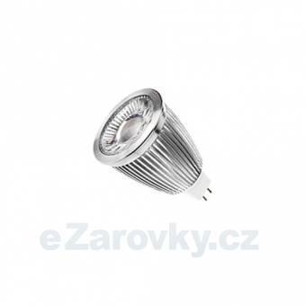 Led žárovka MR16 7W 12V 3000K EECA-MR16COB-9W-WW