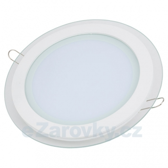 Kruhový led panel 15W 230V 3000K EEGR-MB01-15W-WW