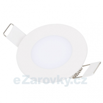 Led panel kruhový 25W 12V 3000K EEGR-RDP01-3W-WW