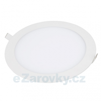 Stropní led panel 18W 230V 3000K EEGR-RDP13-18W-WW