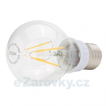 Led žárovka E27 4W 230V 3250K EEHNL-4WE27FIL-WW