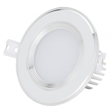 LED bodovka do sádrokartonu 7W 230V 6000K EEHO-DOWNNEW7W-CW